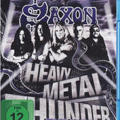 Saxon - Heavy Metal Thunder - The Movie (Blu-ray Disc)