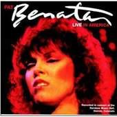 Pat Benatar - Live In America