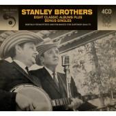 Stanley Brothers - 8 Classic Albums Plus Bonus Singles