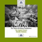 Haydn, Joseph - HAYDN »Sturm und Drang« Symphonies Pinnock