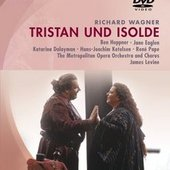 Wagner, Richard - WAGNER Tristan + Isolde Levine DVD-VIDEO