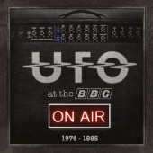 UFO - At The BBC (5CD+DVD, Limited Edition 2019)