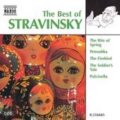 Igor Stravinsky - The Best of Stravinsky