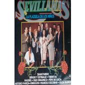 Various Artists - Sevillanas / La Plazuela De Los Niňos (Kazeta, 1987) /Cut-Out