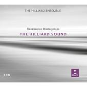Hilliard Ensemble - Hilliard Sound - Renaissance Masterpieces (3CD, 2014)