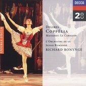 Richard Bonynge - Delibes Coppélia L Orchestre de la Suisse Romande KLASIKA