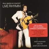 Paul Simon - Paul Simon In Concert: Live Rhymin