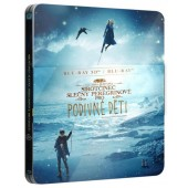 Film/Fantasy - Sirotčinec slečny Peregrinové pro podivné děti (Steelbook, 3D+2D)