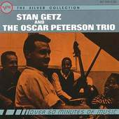 Stan Getz - Stan Getz And The Oscar Peterson Trio