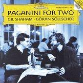 Paganini, Nicolò - PAGANINI Duos Shaham/Söllscher