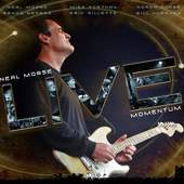 Neal Morse - LIVE Momentum (2DVD+3CD, 2013)