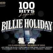 Billie Holiday - 100 Hits Legends - Billie Holiday