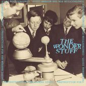 The Wonder Stuff - Construction for.. DOPRODEJ