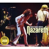 Nazareth - Bad Bad Boyz (2CD, 2011)