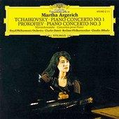 Claudio Abbado - ARGERICH / PROKOFIEV, TCHAIKOVSKY Piano Concertos