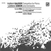 Vojtěch Saudek/ Ladislav Simon - Concertos for Piano and Orchestra