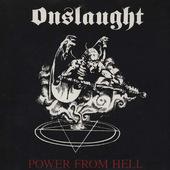 Onslaught - Power From Hell (Edice 2006) - 180 gr. Vinyl