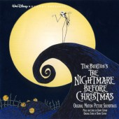 Soundtrack - Nightmare Before Christmas / Ukradené Vánoce (OST, Edice 2006)