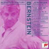 Leonard Bernstein / Jennie Tourel, Philippe Entremont - Jeremiah Symphony / The Age Of Anxiety / I Hate Music! / La Bonne Cuisine (1999)