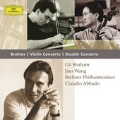 Brahms, Johannes - BRAHMS Violinkonzert Doppelkonz. Shaham