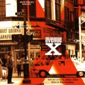 Soundtrack / Ray Leslee - Avenue X (1994 Original New York Cast Recording)
