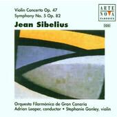 Jean Sibelius - Violin Concerto Op. 47 / Symphony No. 5 Op. 82