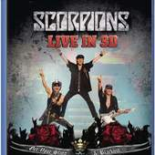 Scorpions - Live In 3D (Get Your Sting & Blackout) 2011 IN 3D