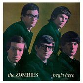 Zombies - Begin Here (Edice 2014) - 180 gr. Vinyl