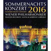 Vídeňští filharmonici - Koncert letní noci 2016 (Blu-ray, 2016)