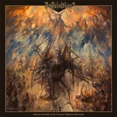 Inquisition - Ominous Doctrines Of The Perpetual Mystical Macrocosm/2015