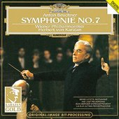 Bruckner, Anton - BRUCKNER Symphonie No. 7 Karajan Wiener