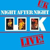 U.K. - Night After Night (Japan, SHM-CD 2016)