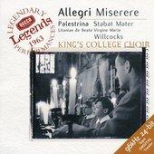 Allegri/Palestrina - Allegri:Miserere/Palestrina:Stabat Mater