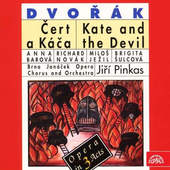 Antonín Dvořák - Čert A Káča /Kate And Devil (2CD)