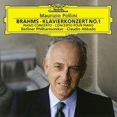 Brahms, Johannes - BRAHMS Klavierkonz 1 Pollini Berl.Abbado
