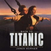 Soundtrack - Back To Titanic (Score, Edice 2018) - 180 gr. Vinyl