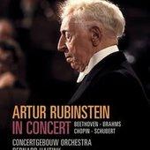Artur Rubinstein - ARTUR RUBINSTEIN DVD-VIDEO