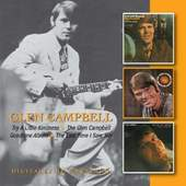 Glen Campbell - Try A Little Kindness / The Glen Campbell Goodtime Album / The Last Time I Saw H
