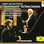 Bernstein, Leonard - BEETHOVEN The Piano Concertos / Zimerman