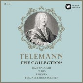 Georg Philipp Telemann - Telemann: The Collection/13CD (2017) KLASIKA
