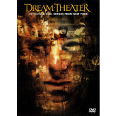 Dream Theater - Metropolis 2000: Scenes From New York (DVD, 2001)