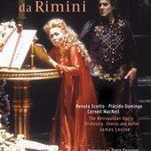 Domingo, Plácido - ZANDONAI Francesca da Rimini DVD-VIDEO