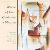 Various Artists - Music Of Four Centuries In Prague KLASIKA