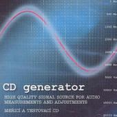CD-Generator - Měřící a testovací CD