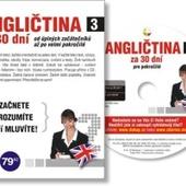 Interaktivní Učebnice - Angličtina za 30 dní 3 (CD-ROM)