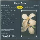 Franz Liszt - Classic Archive
