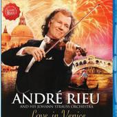 André Rieu - Love In Venice (Blu-ray Disc)