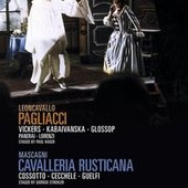 Fiorenza Cossotto - LEONCAVALLO Pagliacci/MASCAGNI Cavalleria rustican