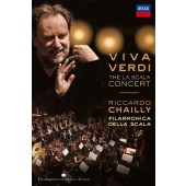 Riccardo Chailly - Viva Verdi: The La Scala Concert (DVD, 2015)