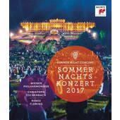 Vídeňští filharmonici, Christoph Eschenbach - Koncert letní noci 2017 (Blu-ray, 2017)